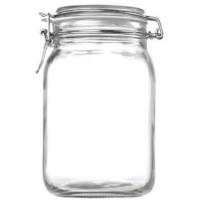 Hermetico Jar 2 L - Toples Makanan - Toples Snack - Toples Kue -