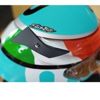 Helm Full Face Kyt Tt Course Dalla Porta Replica Leopard Original