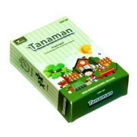 Mainan Edukasi Anak Konsep Flash Card Kartu Tanaman Plant Tumbuhan