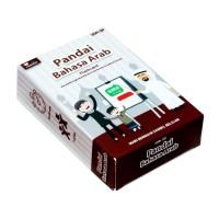 Mainan Edukasi Anak Konsep Flash Card Kartu Pandai Bahasa Arab