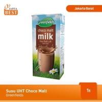 Susu Greenfields UHT Coklat 1L
