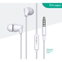 Headset Sinlegoo EB1 EB-1 Mega Bass Earphone Stereo