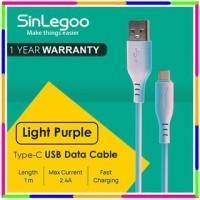 Kabel Data Sinlegoo BCL BCT BCM Lightning Type-C Micro Fast Charging