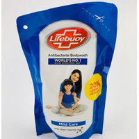 LIFEBUOY ANTI BACTERIAL BODY WASH MILD CARE 250ML
