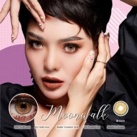 ORIGINAL Softlens MOONWALK By DREAMCOLOR1 Normal (Harga Sepasang)