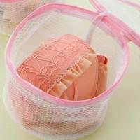 Laundry Bra Bag Loundry Bra Bag Kantong Pelindung BH CD Bra PROMO -