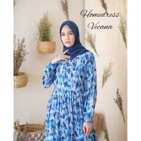 DRESS BUSUI FRIENDLY GAMIS KEKINIAN MOTIF VEXANA