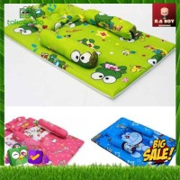 Matras Bayi Karakter Doraemon Hello kitty Keroppi Mickey Mousep