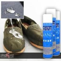 AOBO bukan merk UMBRE Waterproof Spray Water Repelent Sepatu Anti Air