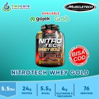 Nitrotech Whey Gold / whey isolate / whey protein / susu fitness