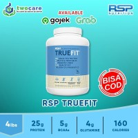rsp truefit protein true fit meal replacement 4 lb BPOM