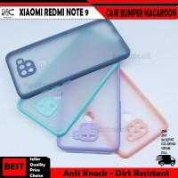 Xiaomi Redmi Note 7 9 Pro - 9 Pro Max Case Macaron Bumper Candy Lens
