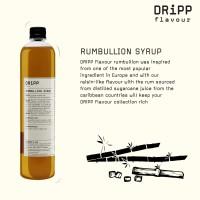 Dripp Lumbullion Syrup - Sirup Rasa Rum