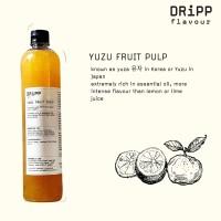 Dripp Yuzu Fruit Pulp