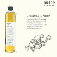 Dripp Syrup Caramel - Sirup Rasa Karamel
