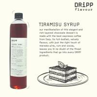 Dripp Tiramisu Syrup - Sirup Tiramisu