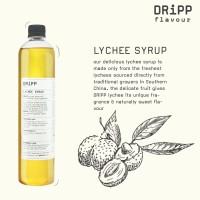 Dripp Lychee Syrup - Sirup Rasa Leci