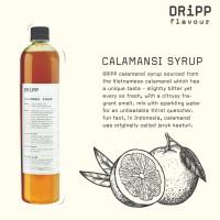 Dripp Calamansi Syrup