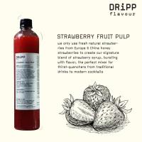 Dripp Strawberry Fruit Pulp