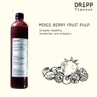 Dripp Mixed Berry Fruit Pulp