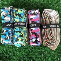 Original Grip Raket Badminton Karet YONEX Ada Tulang Aerotec Japan