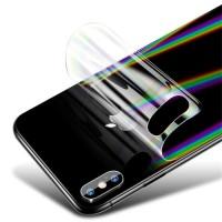 Vivo S1 V11 V11i V17 V7 Plus V9 V19 X50 Pro Garskin Aurora Rainbow