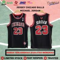 Baju Jersey Basket NBA Swingman Revo30 Chicago Bulls Michael Jordan