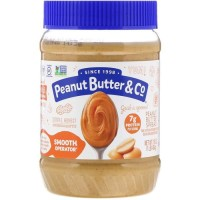 Peanut Butter & Co and co SMOOTH OPERATOR, Peanut Butter made in USA