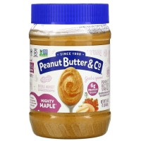 Peanut Butter & Co and co MIGHTY MAPPLE. made in USA selai kacang
