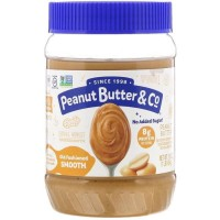 Peanut Butter & Co. and co OLD FASHION SMOOTH, made in USA