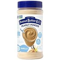 Peanut Butter & Co. and co powder, VANILLA. bubuk kacang. made in USA