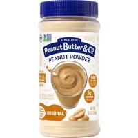 peanut butter & co and co ORIGINAL. bubuk kacang. made in USA