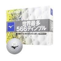 Terbaik Mizuno Nexdrive White Golf Balls - Bola Golf Tidak Rugi