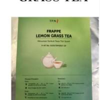 Toffin Frappe Lemon Grass Tea