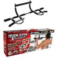 Iron Gym Extreme Alat Pull Up Pintu - HB06
