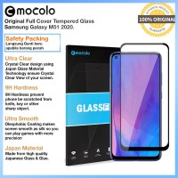Original Mocolo Full Tempered Glass Samsung Galaxy M51 - Screen Guard