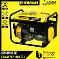 Genset Firman FPG 1500 EC II - Generator Set