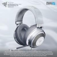 Razer Kraken 2019 Mercury White Multi Platform Gaming Headset