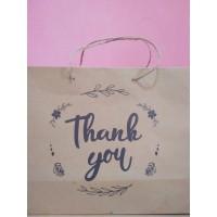 Paper Bag custom logo 30x10x21