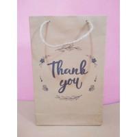 Paperbag / Paper Bag custom logo 16x6x25
