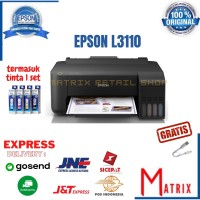 Printer epson l3110 original all in one (pengganti l360)