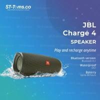 JBL Charge 4 Portable Waterproof Wireless Bluetooth Speaker - Green