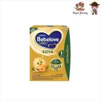 Bebelove Gold Soya 1 Susu Formula Bayi [170 g]