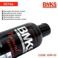BMKS NATURAL SHAMPOO - Hair Nutrition & Black Shine - Original BPOM