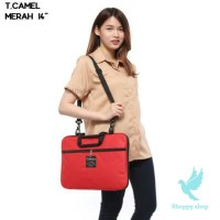 📣BUY 3 GET 1📣 T. Camel Softcase Tas Laptop