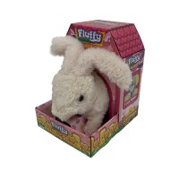 pretty missy boneka plush walking rabbit