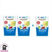 PURE BABY Liquid Cleanser Refill 450 ml B2G1