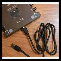 LANGSUNG ORDER AJA SOUND CARD EKSTERNAL XOX KS108 KARAOKE RECORDING