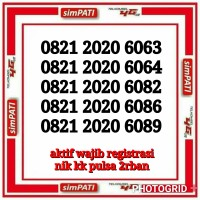 nomor cantik simpati nomer cantik telkomsel 4G 202020 0812 2020 2024
