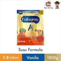 Enfagrow A+3 1800 gram vanila box NEW!